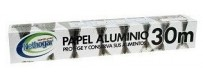 Papel de Aluminio y para horno